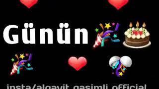 Dogum Gunun Mubarek Dogum Gunune Ozel 2018