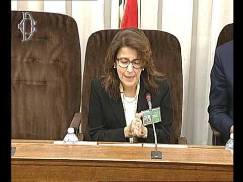 Roma - Audizione Lapecorella, direttrice Dipartimento Finanze (20.10.16)