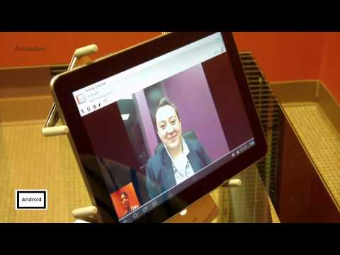 Amadeo - Android - Video Call (Tablet)