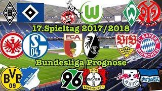FIFA 18 Bundesliga Prognose 17.Spieltag 2017/2018 Alle Spiele, alle Tore Deutsch (HD)