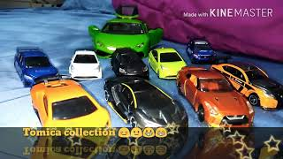 Tomica collection 😊🙂😀😉