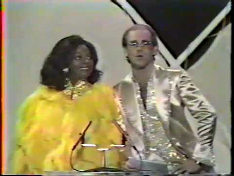Diana Ross & Elton John  Rock Music Awards 1975 Part 2