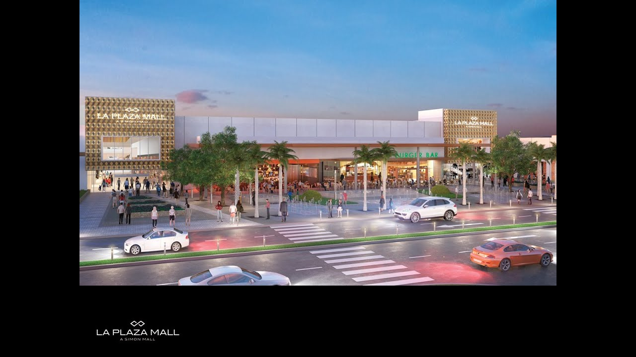 87c821c1f La Plaza Mall McAllen Expansion July 2016 - YouTube