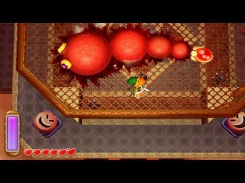 how to get to tower of hera link between worlds