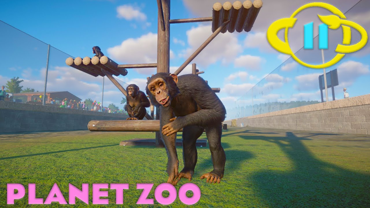 Download Planet Zoo - Ep. 11 - Monkey Business
