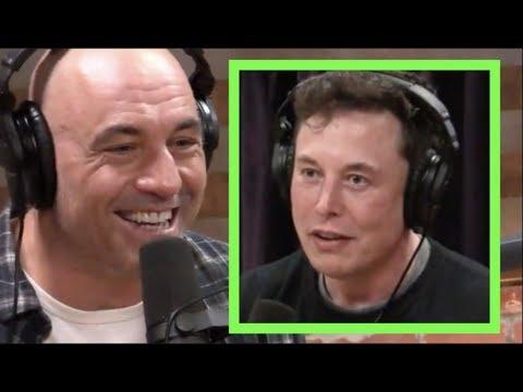 Joe Rogan - The Difficulty of Interviewing Elon Musk