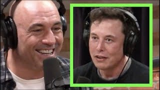 Joe Rogan - The Difficulty of Interviewing Elon Musk