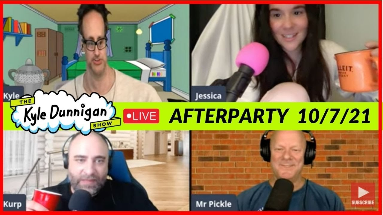 Download KDS After Party Oct. 7 - TO WATCH WEEKLY JOIN BELOW!