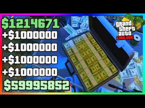 TOP *FIVE* Best Ways To Make MONEY In GTA 5 Online | NEW Solo Easy Unlimited Money Guide/Method 1.43