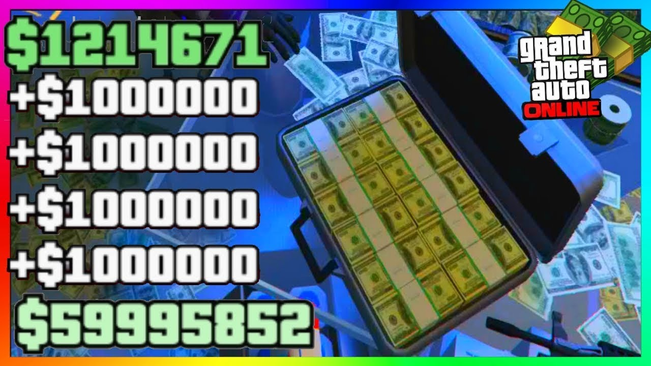 TOP *FIVE* Best Ways To Make MONEY In GTA 5 Online | NEW Solo Easy Unlimited Money Guide/Method 1.43