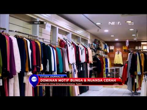 Tren Busana Muslimah Turki - NET5