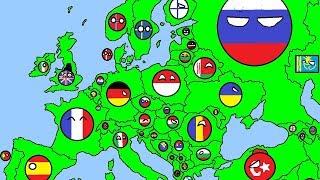 재미있는 유럽 주요 국가들 국명의 유래 [도도도]