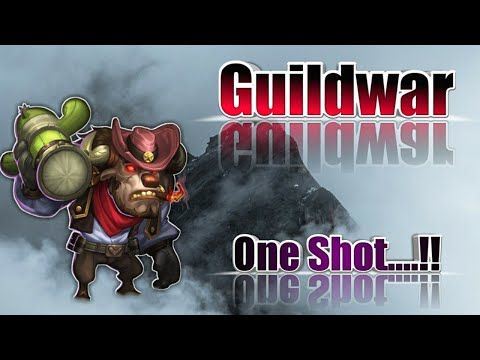 Guildwar | One Base With Ripper | Top-5 | Mino Bomb | Castle Clash