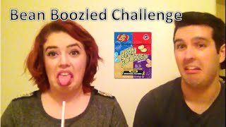 Bean Boozled Challenge ft. MY BOYFRIEND?! Thumbnail