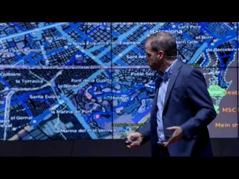 How big data will revolutionize tourism management | Marc Cortés | TEDxBarcelonaSalon