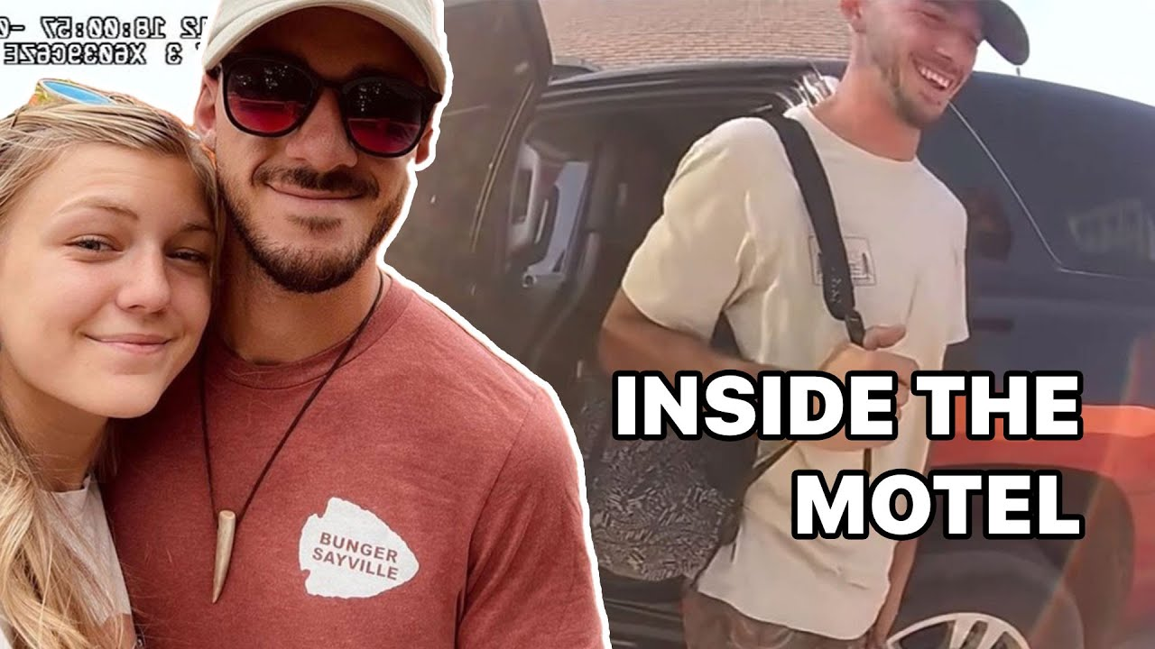 Download Brian Laundrie search: INSIDE motel where Gabby Petito's fiancé stayed after the traffic stop