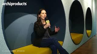 Archiproducts Milano 2018 | Studio Ossino racconta il progetto Archiproducts Milano 2018