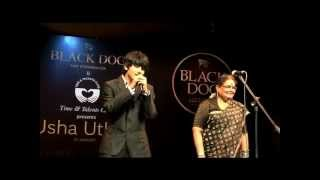 armaan m with usha uthup - feeling good - cover michael bublé