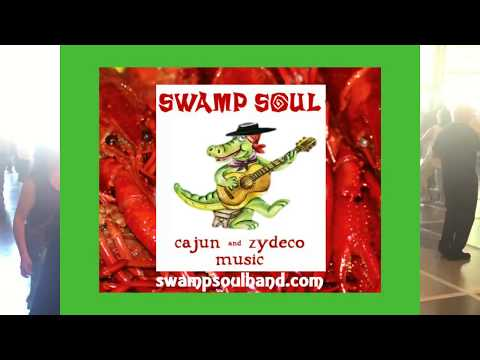 Cajun Dances Seattle | Zydeco Music | Swamp Soul Band