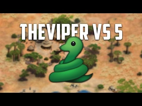 1v2v3 TheViper Takes on the World