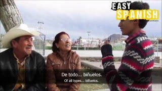 Easy Spanish 32 - New Year in Chihuahua, Mexico