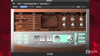 Logic 209: EVD6 and EFM1: User Guide - 12 How to Get your Strings Excited