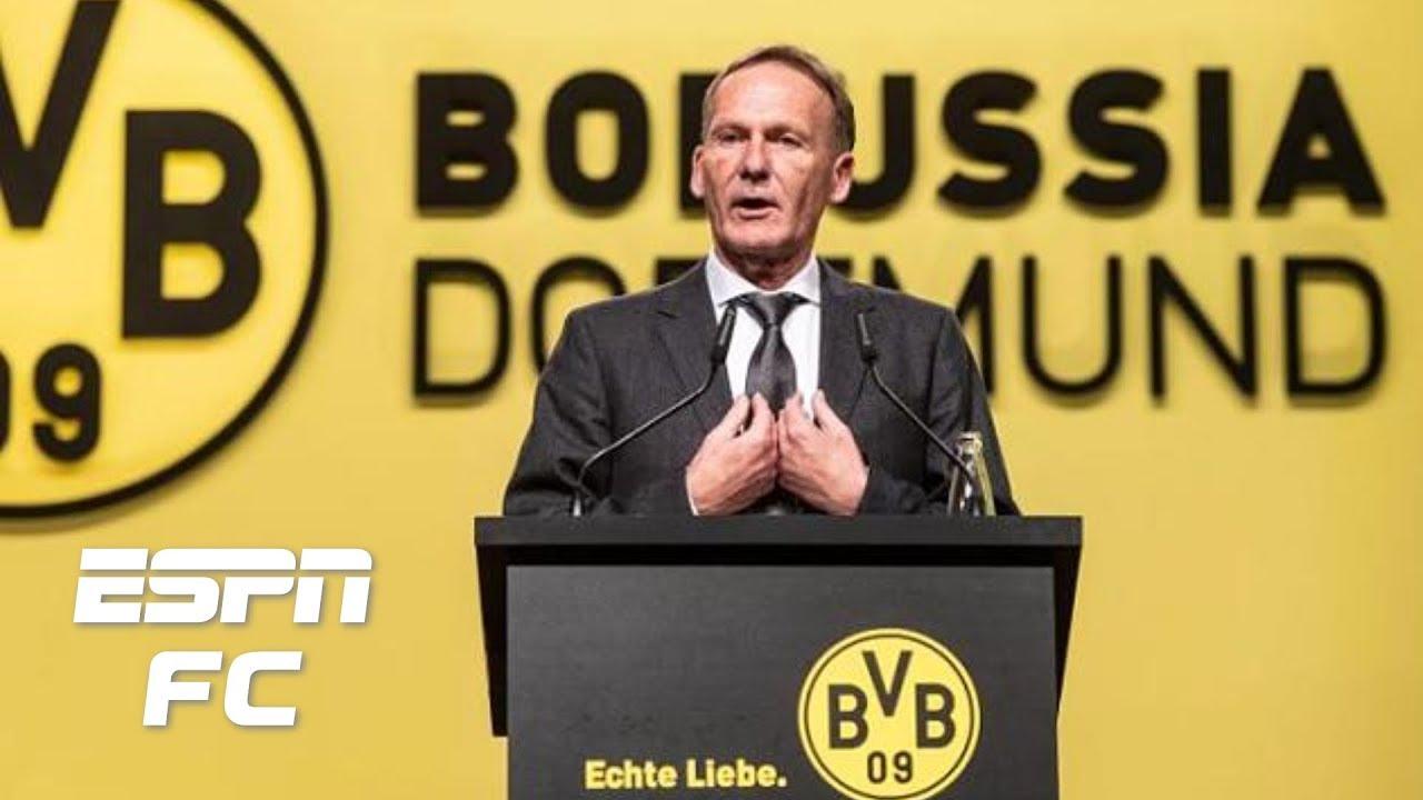 Borussia Dortmund CEO's comments are A DISGRACE – Julien Laurens | Bundesliga
