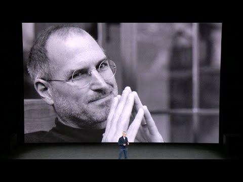 Apple's Tim Cook dedicates the new Steve Jobs Theater
