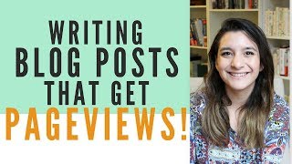 #MYBLOGMEANSBUSINESS ●  WRITING BLOG POSTS THAT GET PAGEVIEWS ●  DAY 3