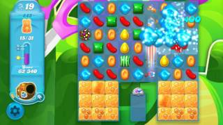 Candy Crush Soda Saga Level 442 No Boosters