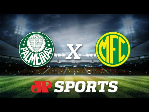 AO VIVO - Palmeiras x Mirassol - 16/02/20 - Campeonato Paulista - Futebol JP