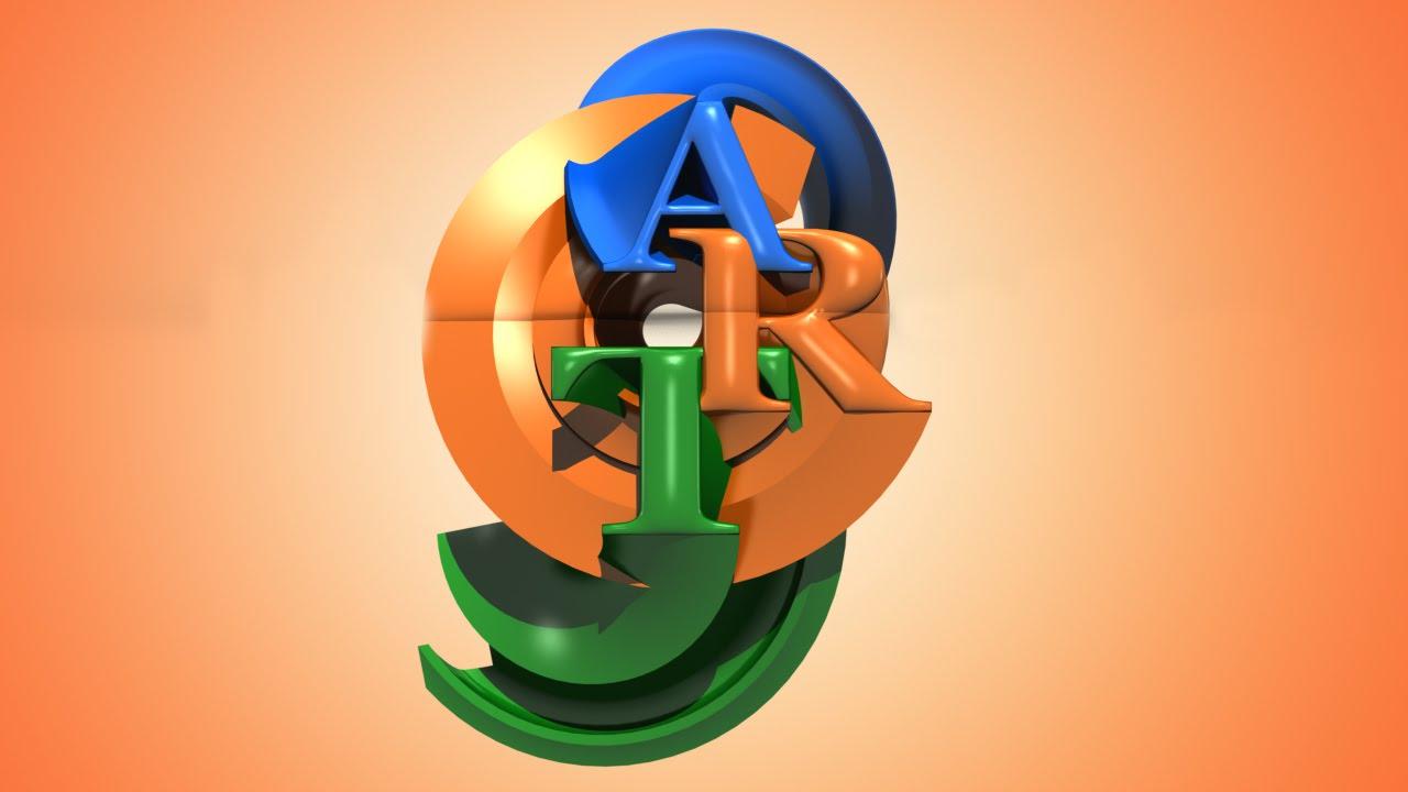 photoshop cc 2015 5 tutorial 3D twist text effect