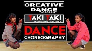 DJ Snake - Taki Taki | Dance Choreography | CDA