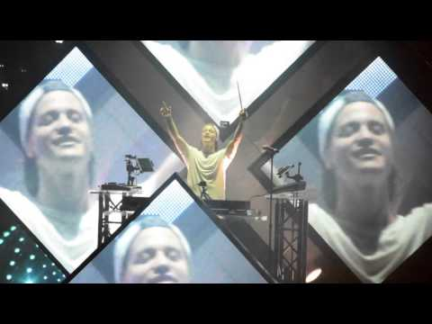 Kygo, Dillon Francis Coming Over ft James Hersey at the Greek Theater
