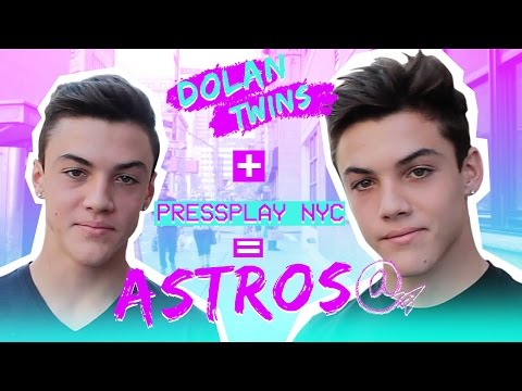 Dolan twins dare or dare pressplay nyc astronauts youtube