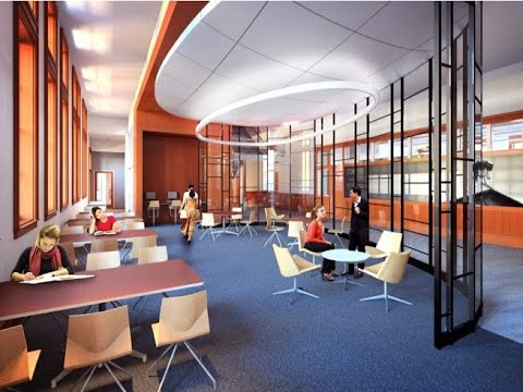 Stanford's Old Chem Architectural Plan