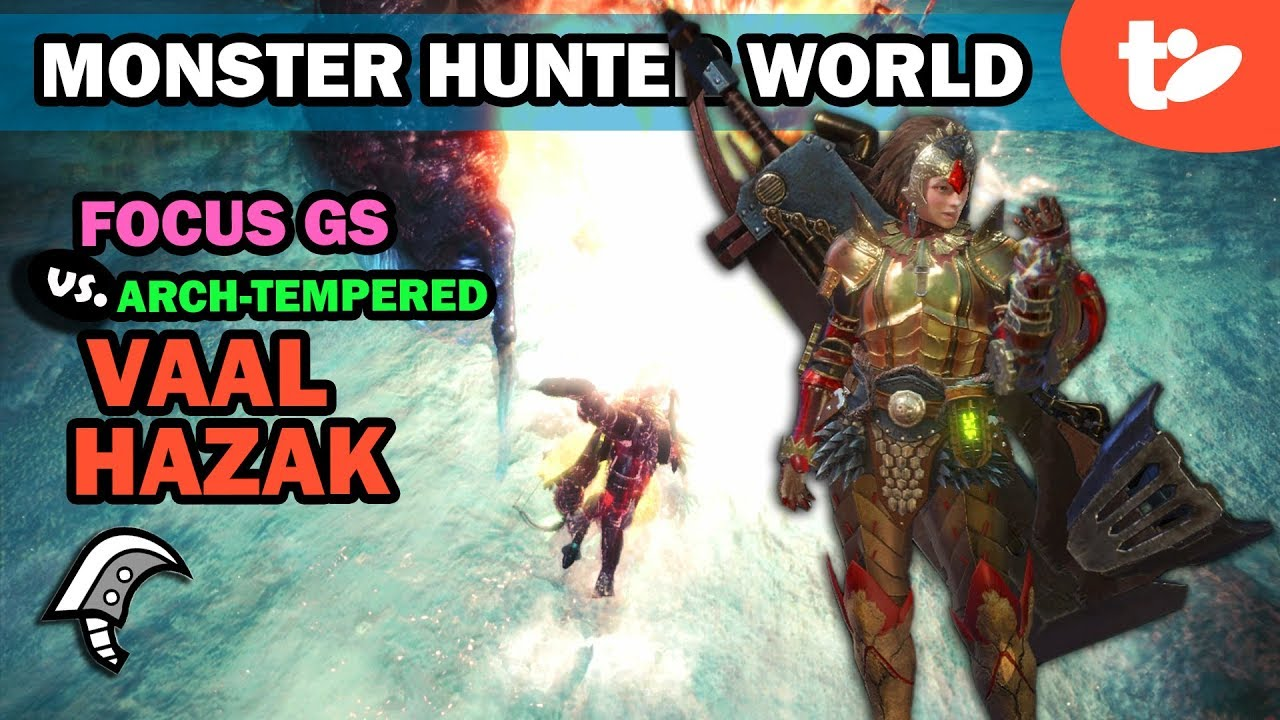 I Survived Monster In Lower Stacks Of >> How To Defeat Arch Tempered Vaal Hazak In Monster Hunter World
