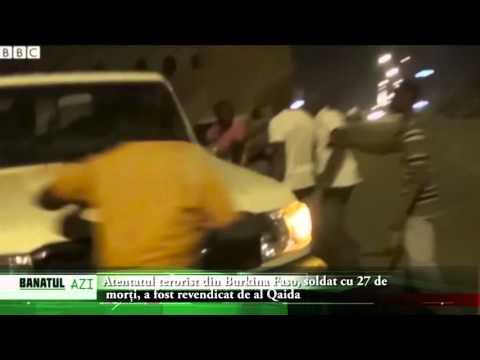 Atentatul terorist din Burkina Faso, soldat cu 27 de morţi, a fost revendicat de al Qaida