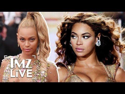 Beyonce Getting Light Skin Benefits?   TMZ LIVE