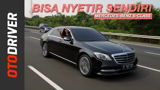 Mercedes-Benz S 450 L 2019 | Review Indonesia | OtoDriver