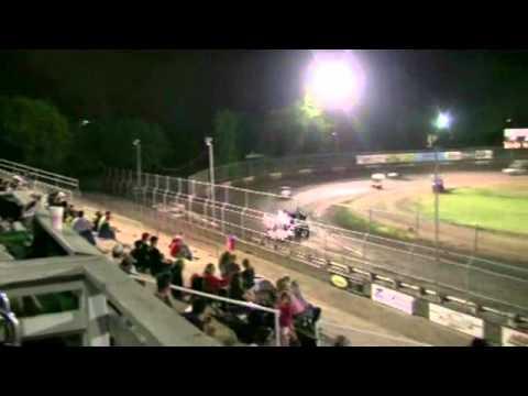 "Dominic Scelzi 5/14/10 Super 600 ""B"" Main Plaza Park Raceway Visalia"