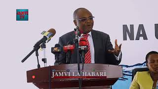 "Prof  Kitila Mkumbo/""Dawasa Sio Idara Ya Serikali/Baadhi yenu bado mna Nyodo"""