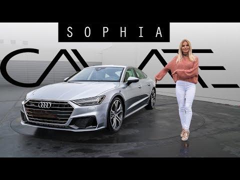 DER NEUE AUDI A7 SPORTBACK 2018