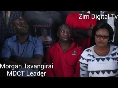 """Morgan Tsvangirai """"Bunjira was a heroine and no nonsense person"""""""