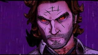 The Wolf Among Us: Episode 5 (Cry Wolf) All Cutscenes Game Movie 1080p HD