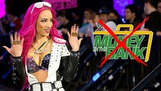 Sasha Banks To No-Show WWE Money In The Bank 2019?