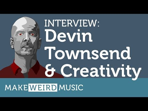 Interview: Devin Townsend on Creativity