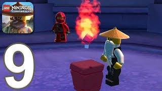 LEGO Ninjago: Shadow of Ronin - Gameplay Walkthrough Part 9 (iOS, Android)