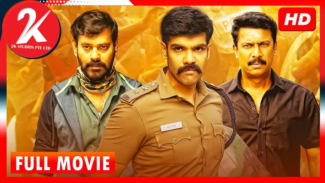 Download Walter - Tamil Full Movie | Sibi Sathyaraj | Shirin | Samuthirakani | 4K (English Subtitles)