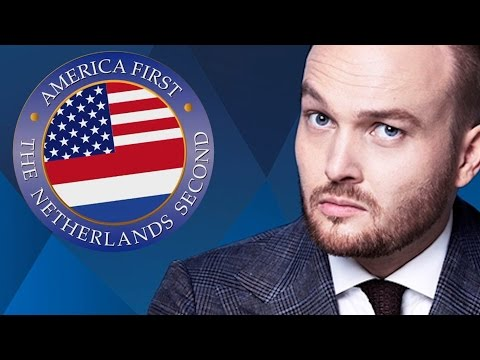 Thumbnail: Dutch Parody of Donald Trump's Inaugural Speech Goes Viral | What's Trending Now!
